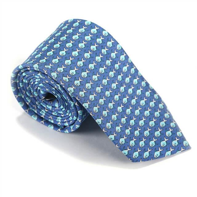 custom printed ties