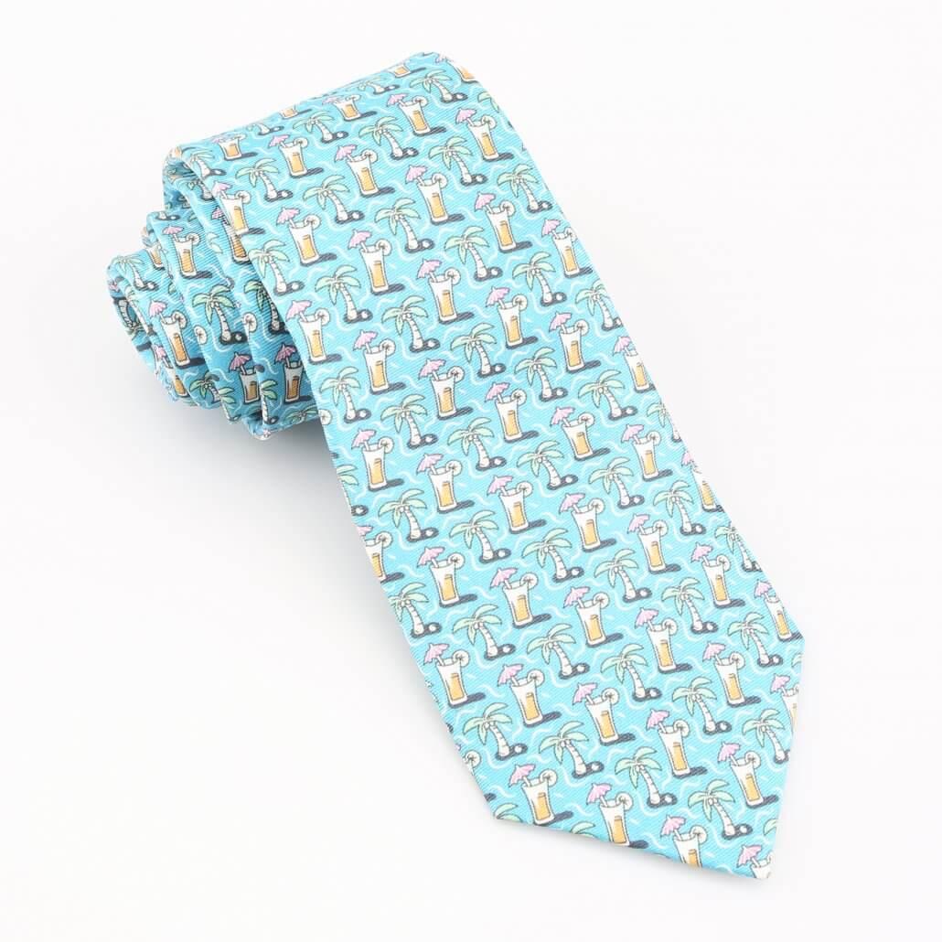 hawaiian tie