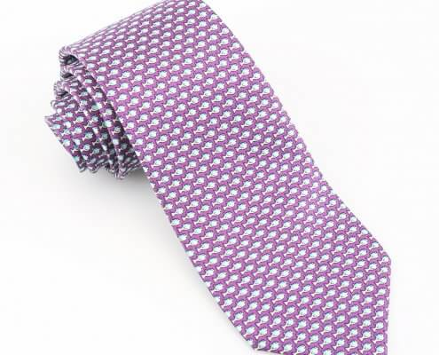 mens purple tie